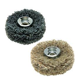 Dremel EZ Lock Compatible Abrasive Wheels,Coarse&Medium  (DRE511E)