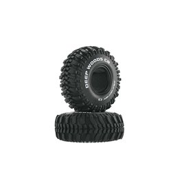 "Duratrax Deep Woods CR 1.9"" Crawler Tire C3 (2)  (DTXC4017)"
