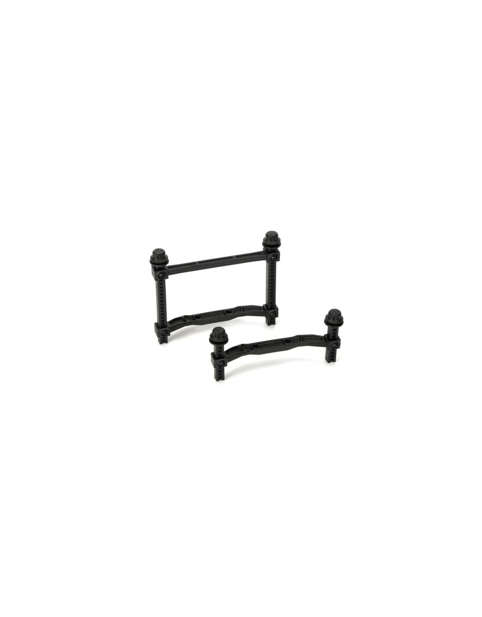 Pro-Line Racing Extended Front and Rear Body Mounts: SLH 4x4  (PRO608700)