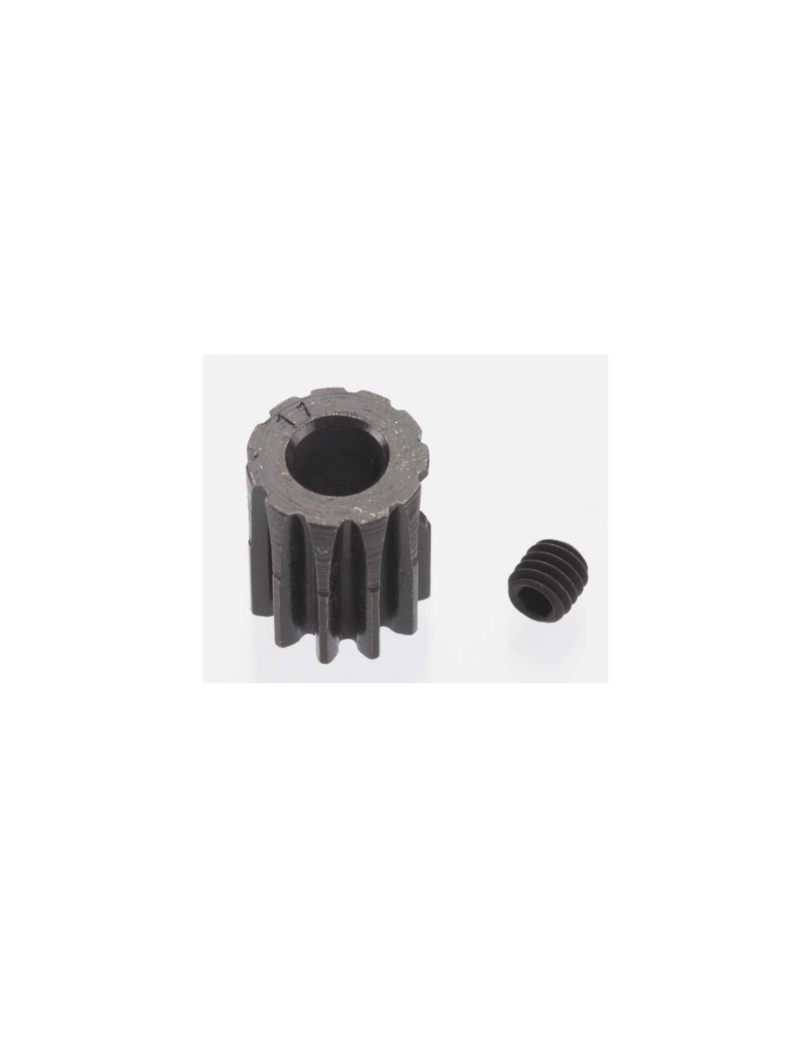 Robinson Racing Products (RRP) Extra Hard 11 Tooth Blackened Steel 32p Pinion 5mm (RRP8611)