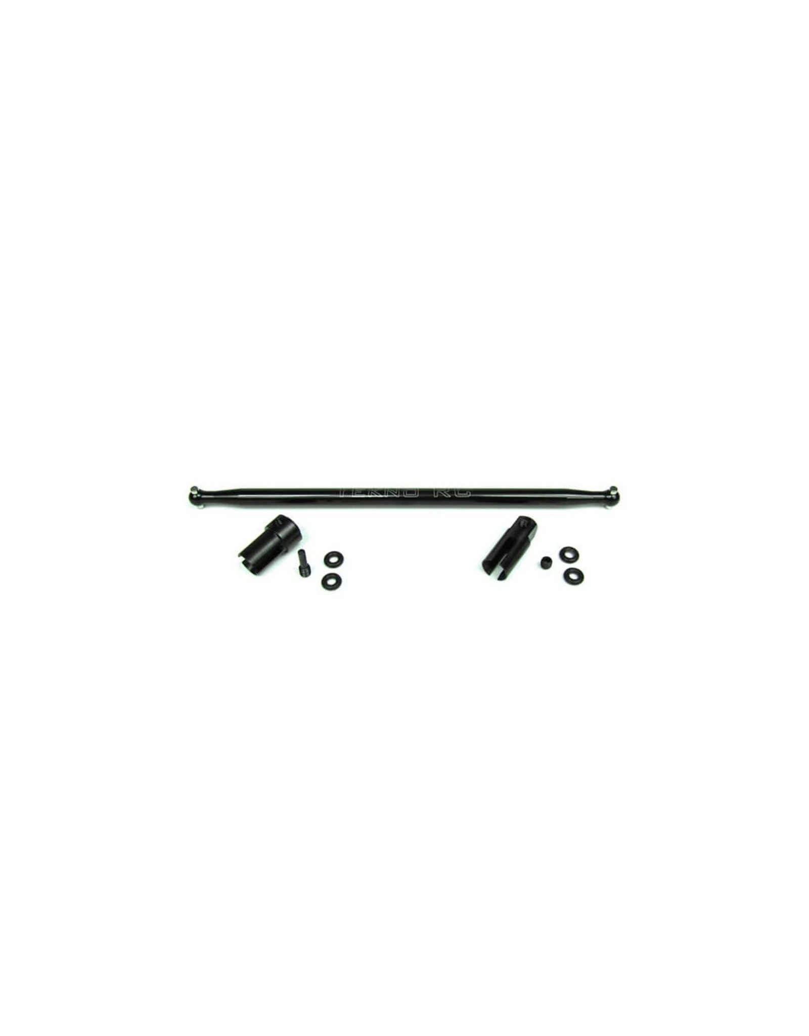 Tekno Big Bone Center Driveshaft and Outdrives: Stampede 4X4  (TKR6755)
