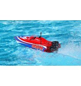 Pro Boat Lucas Oil 17 Power Race DeepV w/SMART Chg&Bat: RTR (PRB08044T2)