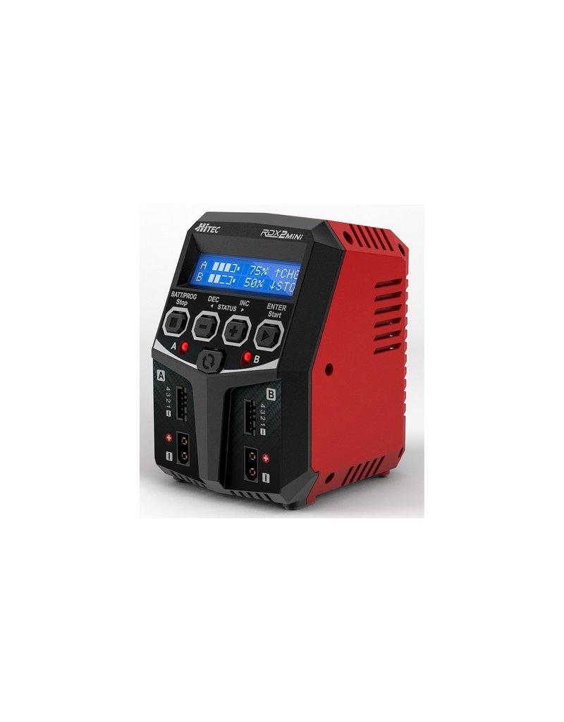 Hitec RCD RDX2 Mini AC Balance Charger (HRC44299)