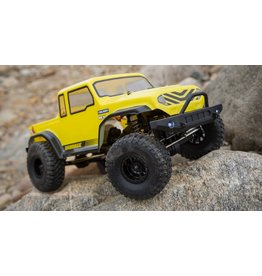 ECX 1/12 Barrage Gen2 4wd 1.55 Scaler Brushed: (YELLOW) RTR (ECX01013T2)
