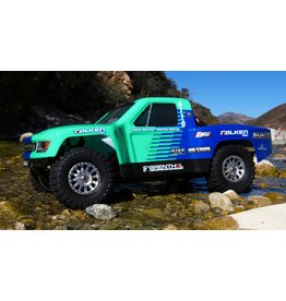 Losi 1/10 TENACITY TT Pro 4WD SCT Brushless RTR with Smart, Falken (LOS03019T2)