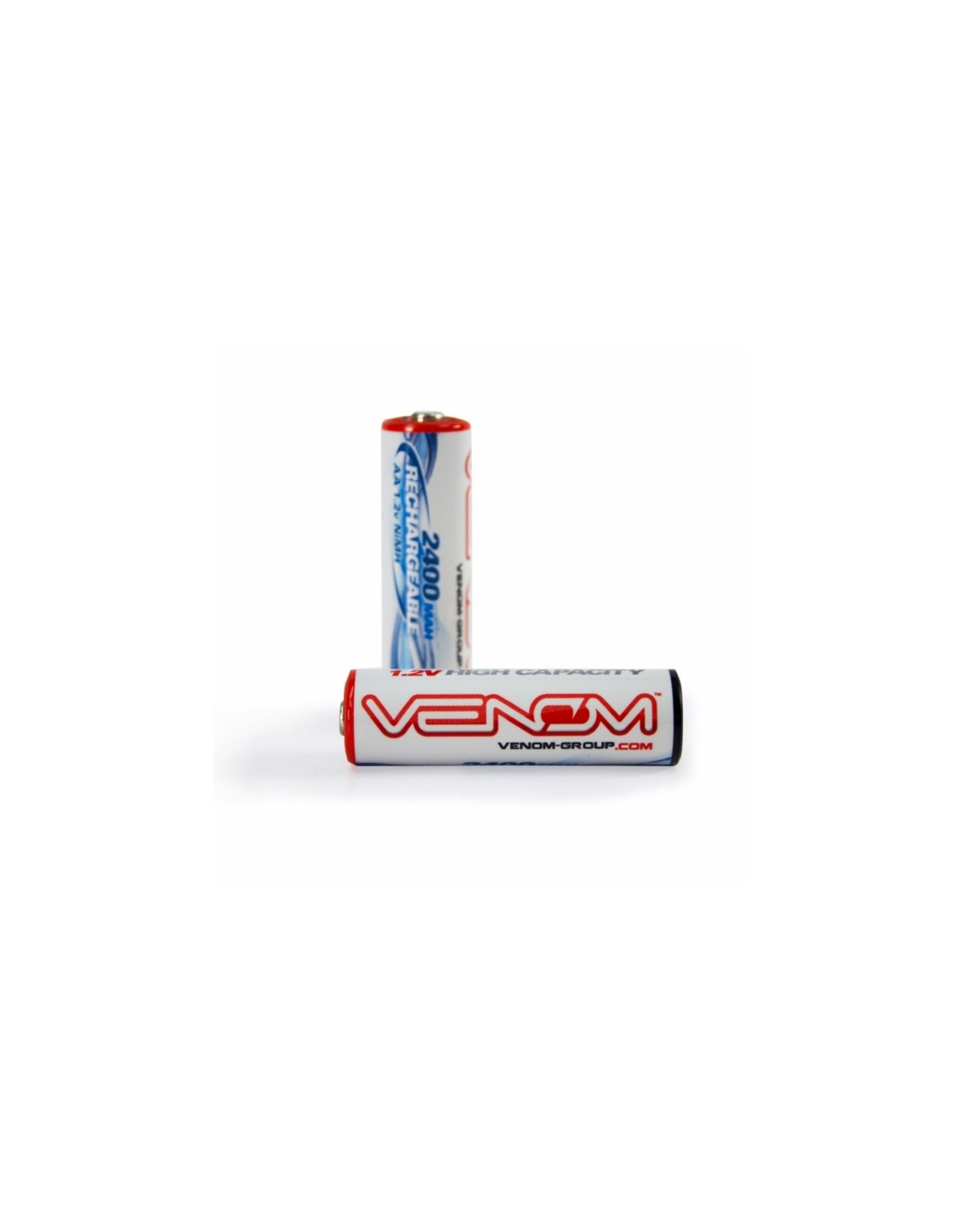 Venom Power AA NiMH 2400mAh Rechargeable Battery 4pc (VNR1521)
