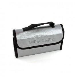 "HobbyStar LIPO SAFE CHARGING BAG, ""Case Style"" With Medium HANDLE  (340-30-057)"