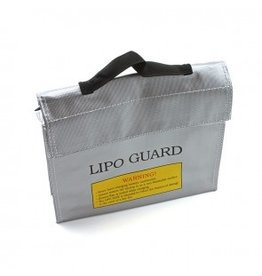 "HobbyStar LIPO SAFE CHARGING BAG, ""SLIM SUITCASE"" WITH HANDLE  (340-30-058)"