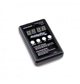HobbyStar HOBBYSTAR LED PROGRAM CARD  (360-44-115)