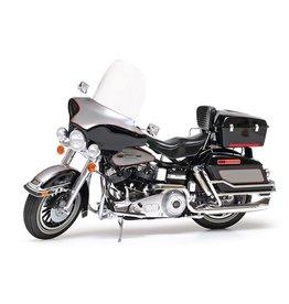 Tamiya Harley Davidson FLH Classic Black