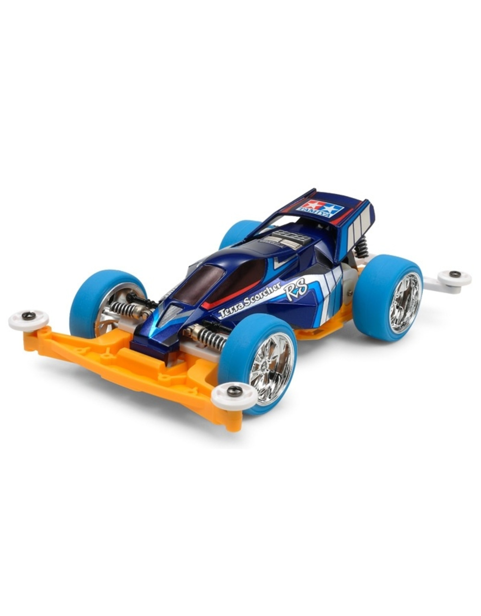 Tamiya Terra Scorcher RS - Super II Chassis - FULLY-BUILT