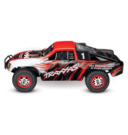 Traxxas 1/10 Slash 4X4 Brushless VXL (RED): No Battery, No Charger