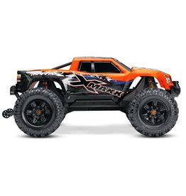 Traxxas X-Maxx: Orange 4WD 8S-Capable Brushless Truck w/ TSM