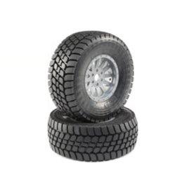 Losi Desert Claw Tire,Mounted(2): Super Baja Rey (LOS45021)
