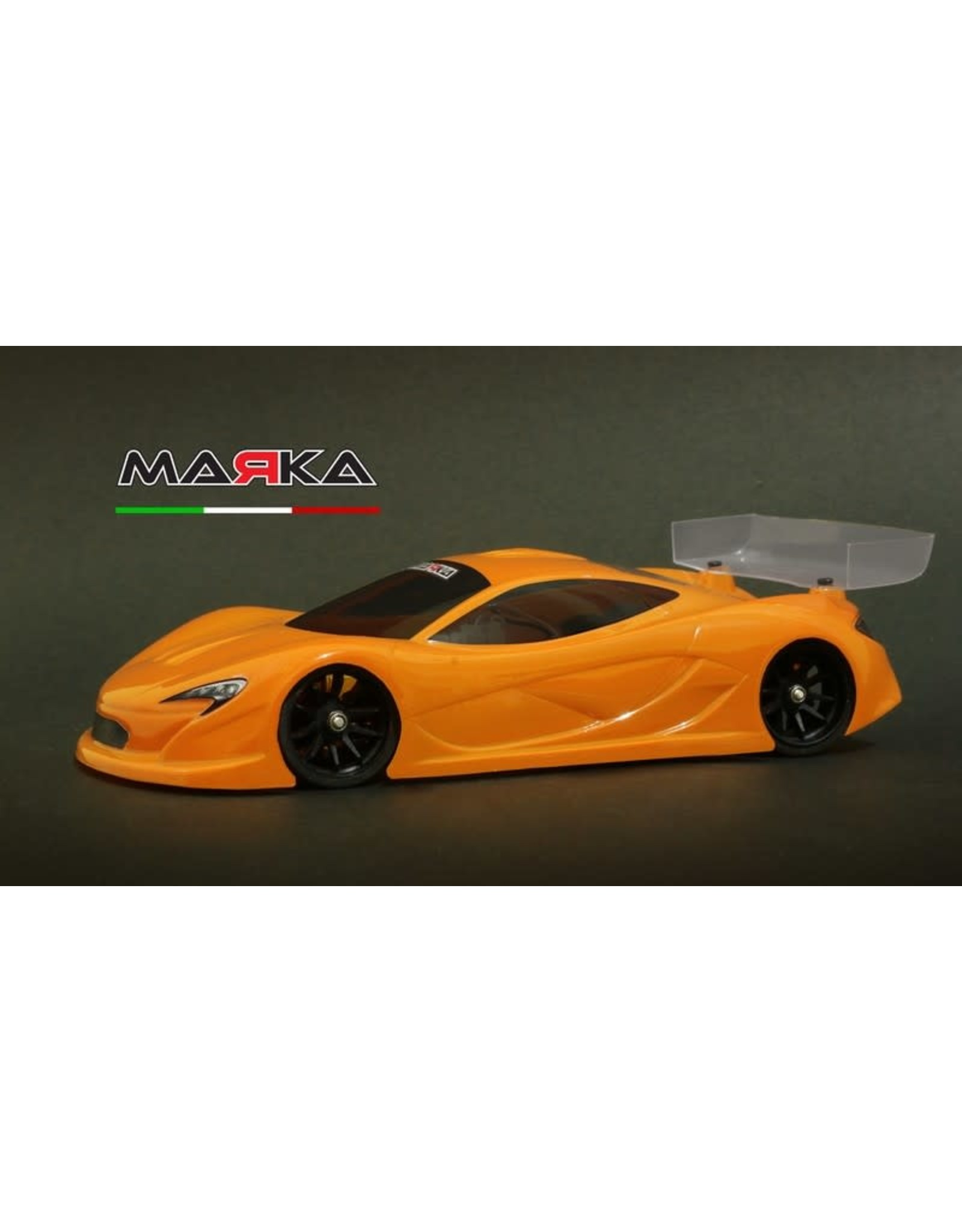 Marka Marka Mini-Z RK-P-One Racing Lexan Body Kit (102mm W/B) - Regular(MRK-8027-07)
