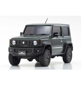 Kyosho Kyosho Mini-Z 4X4 Suzuki Jimny Sierra Jungle Green Ready Set (32523GR)