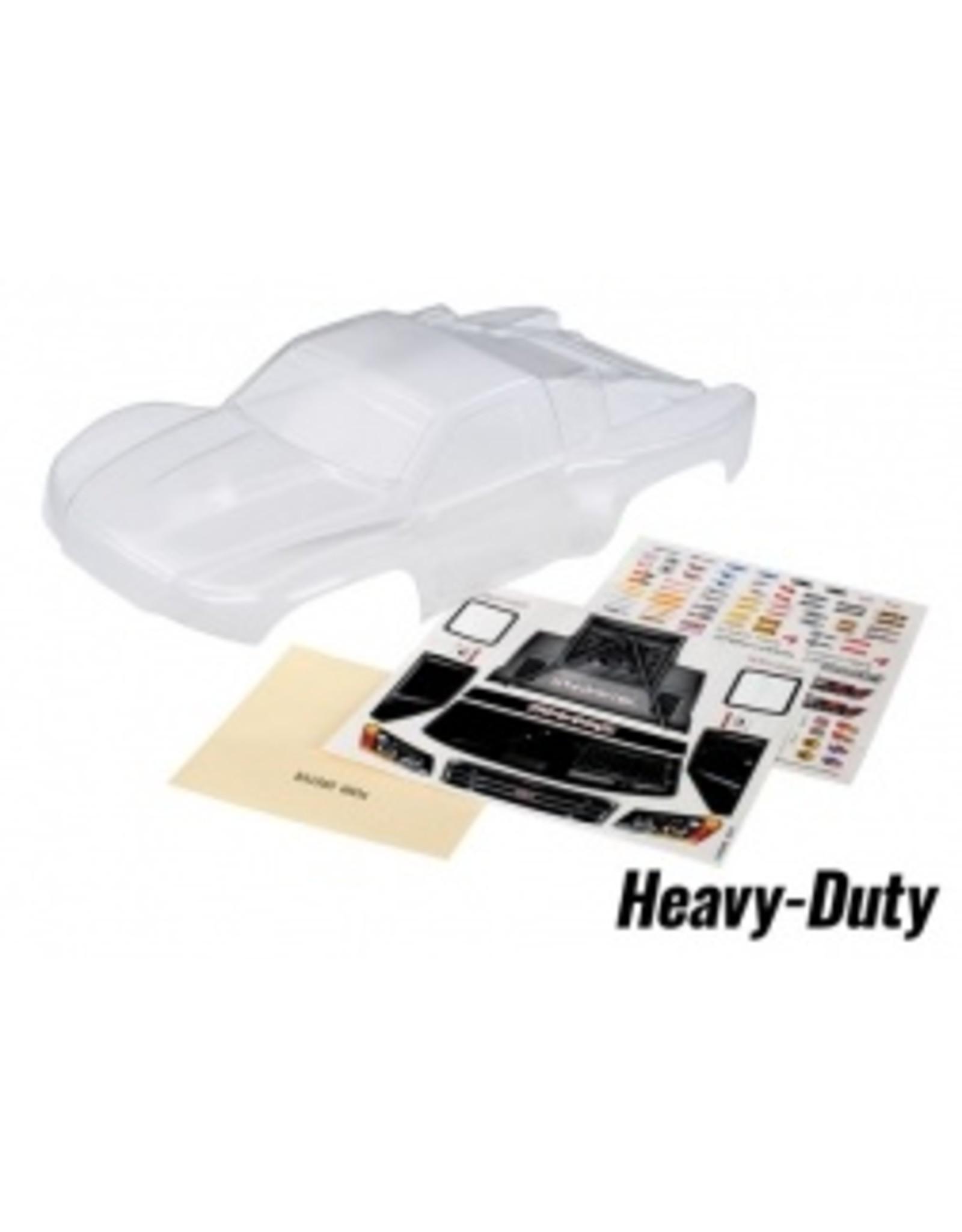 Traxxas Heavy Duty Clear Body: Slash 4x4, Slash (6811R)