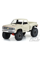 """Proline Racing 1978 Chevy K-10 Clear Body (Cab & Bed) for 12.3"""" (313mm)(PRO352200)"""