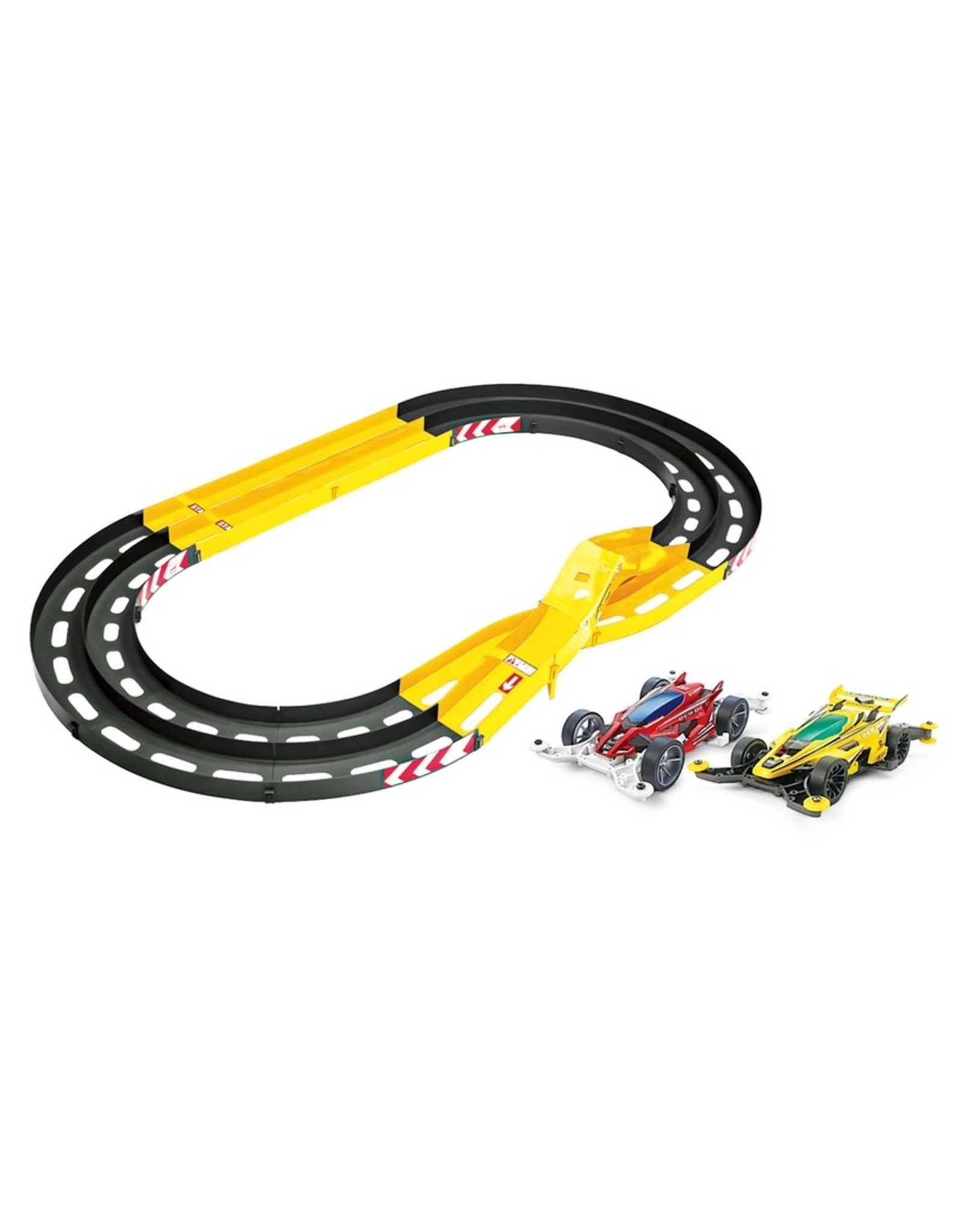 Tamiya Jr Oval Home Circuit 2 Level Lane Change/Dcr-01/02