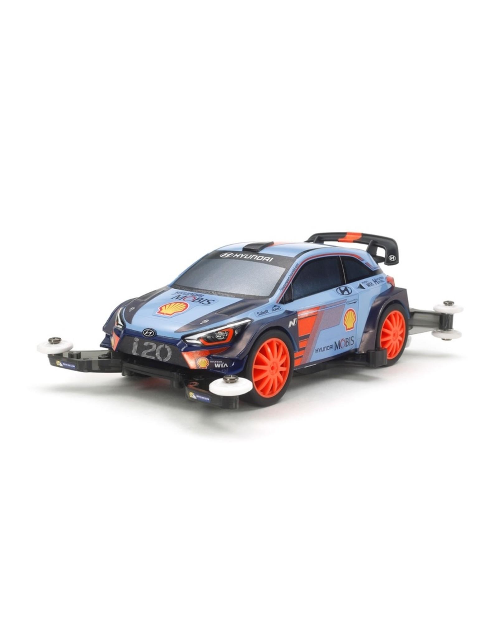 Tamiya Jr Hyundai I20 Coupe