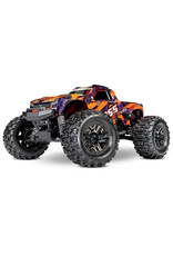 Traxxas HOSS: 1/10 4WD 3S-Capable Brushless Monster Truck (ORANGE)(90076-4)