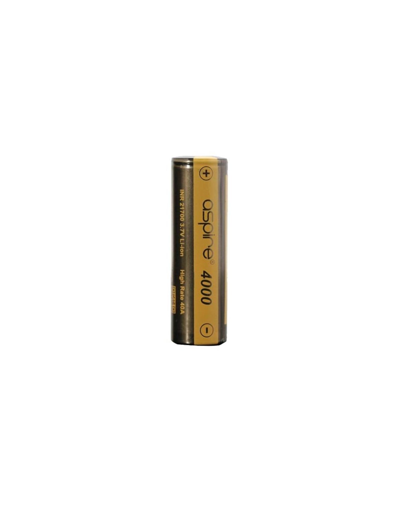 Aspire Aspire 21700 INR 4000 mAh battery