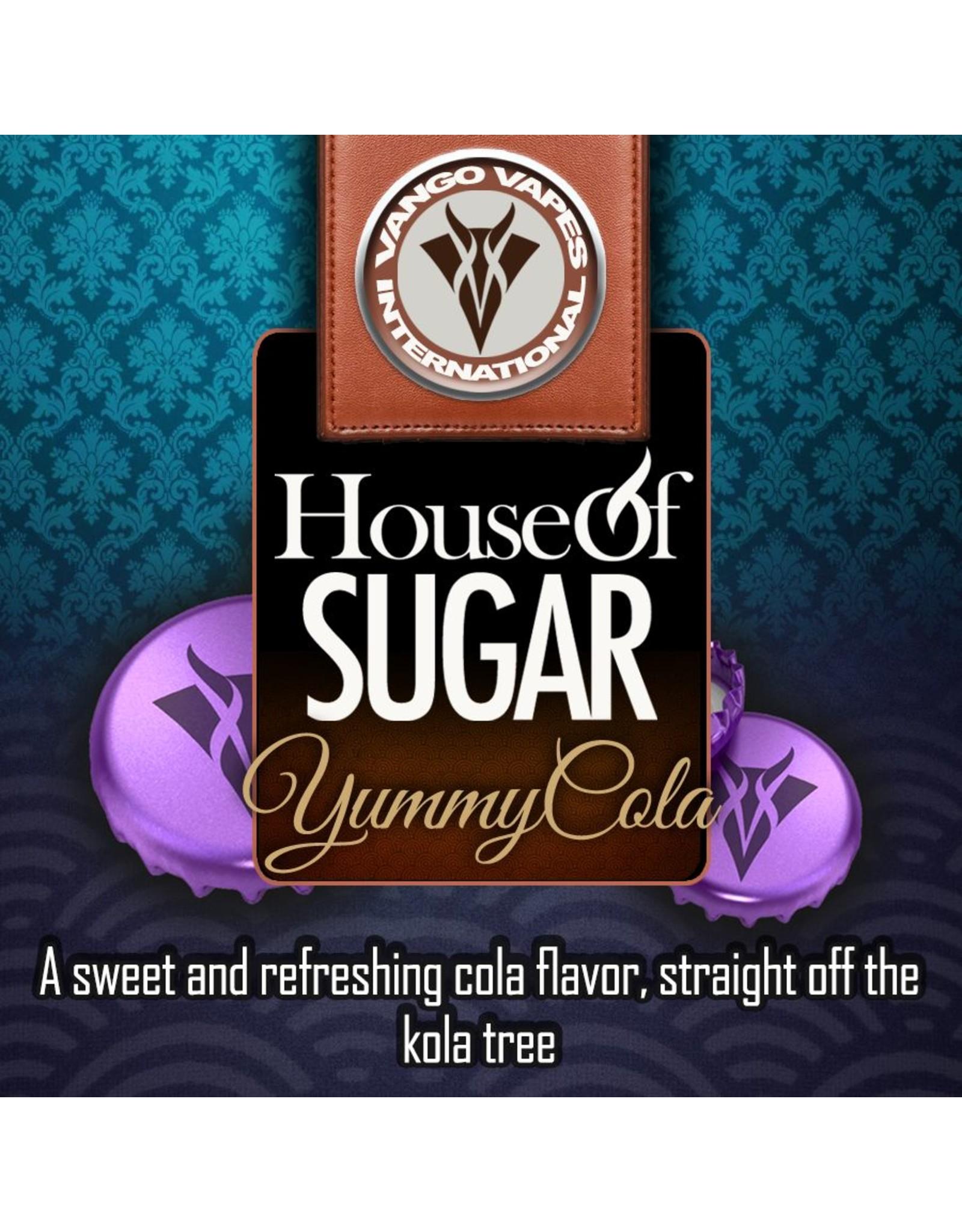 VanGo Vapes Yummy Cola