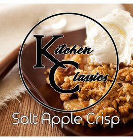 Great Canadian Fog Apple Crisp