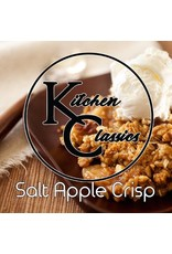 Great Canadian Fog Salted Apple Crisp