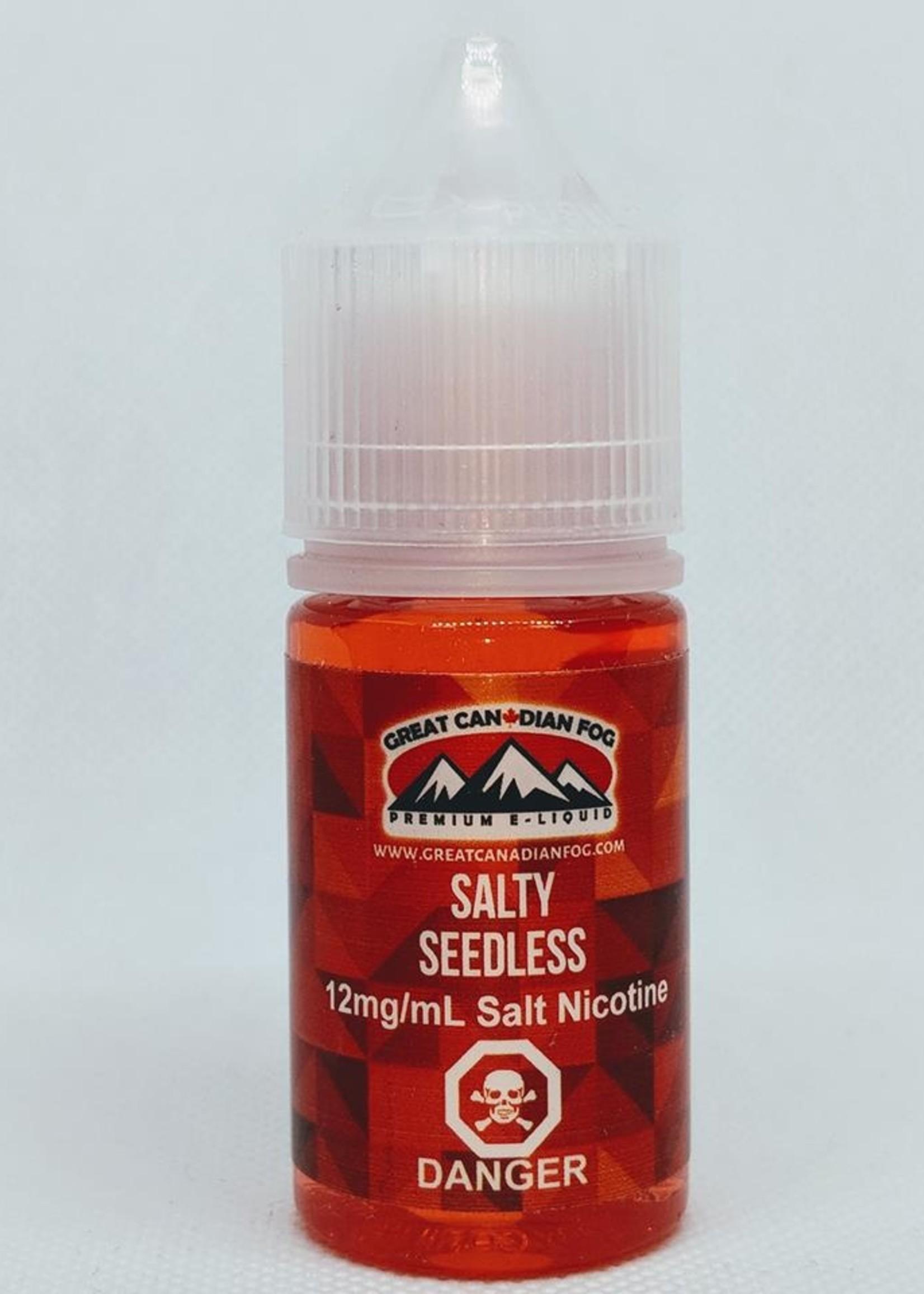 Great Canadian Fog Salty Seedless
