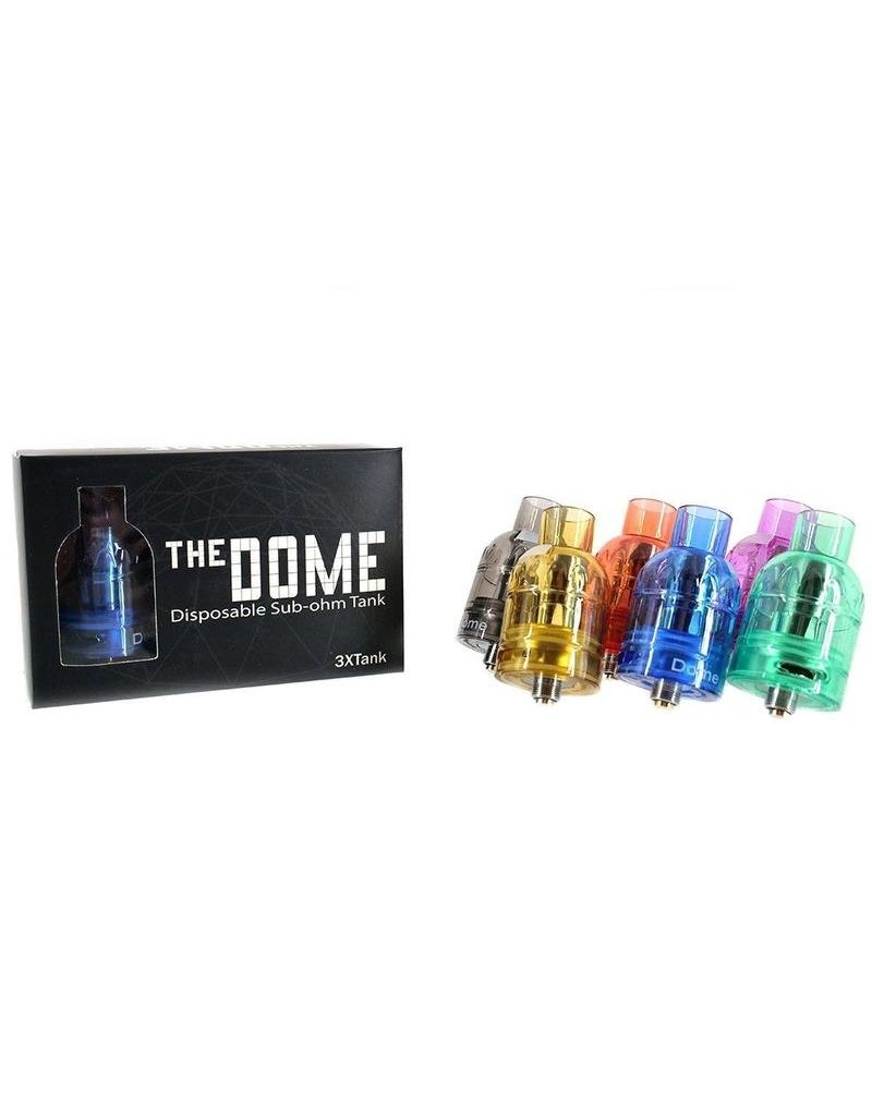 Dome Disposable Mesh Tank 3 Pack