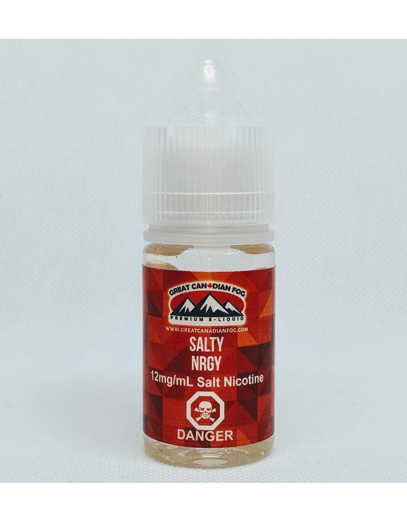 Great Canadian Fog Salty NRGY
