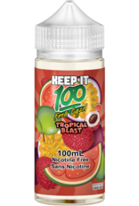 Keep It 100 Tropical Blast