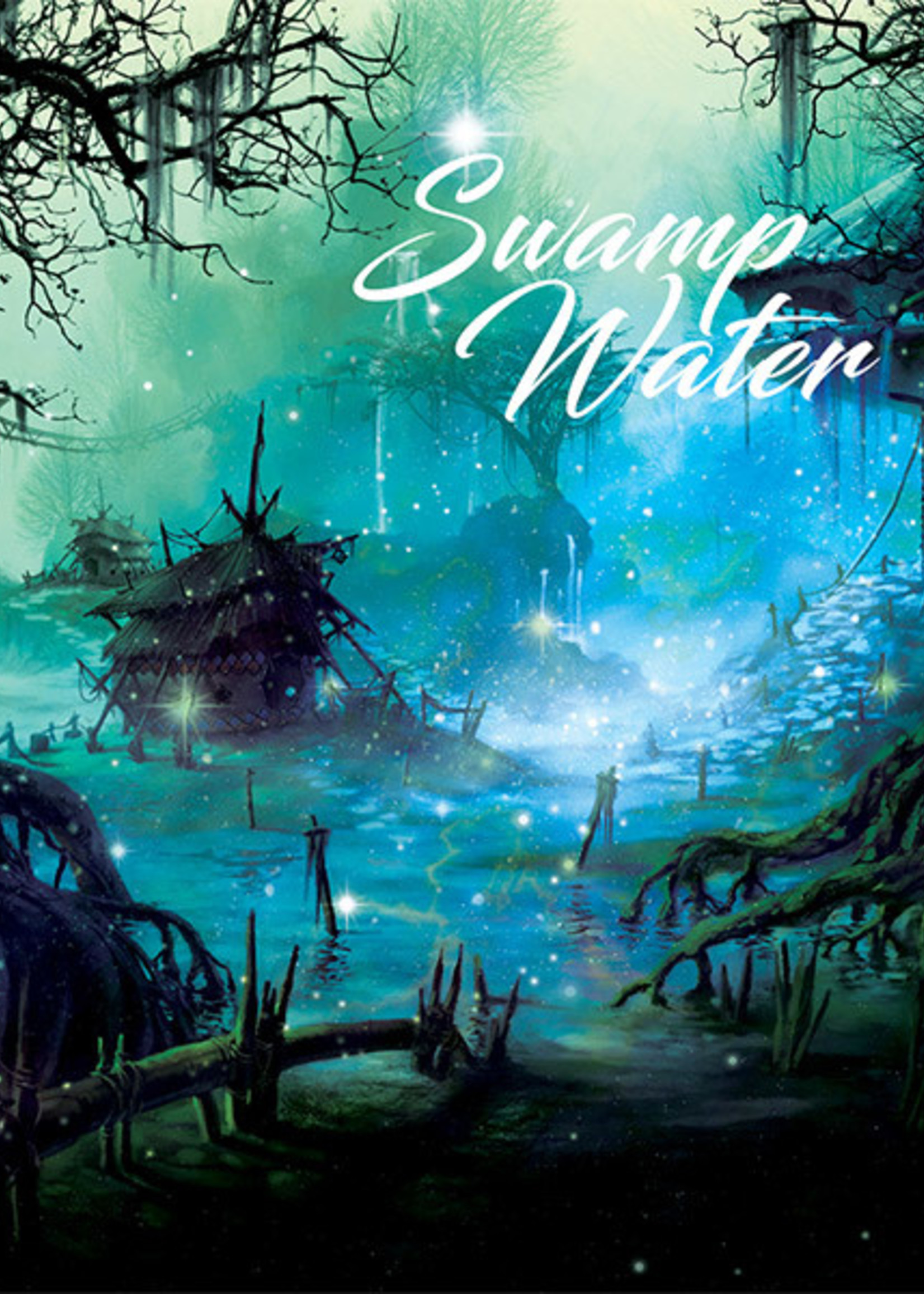 Great Canadian Fog Swamp Water