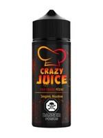 crazy juice Salt Fuji Strawberry Peach