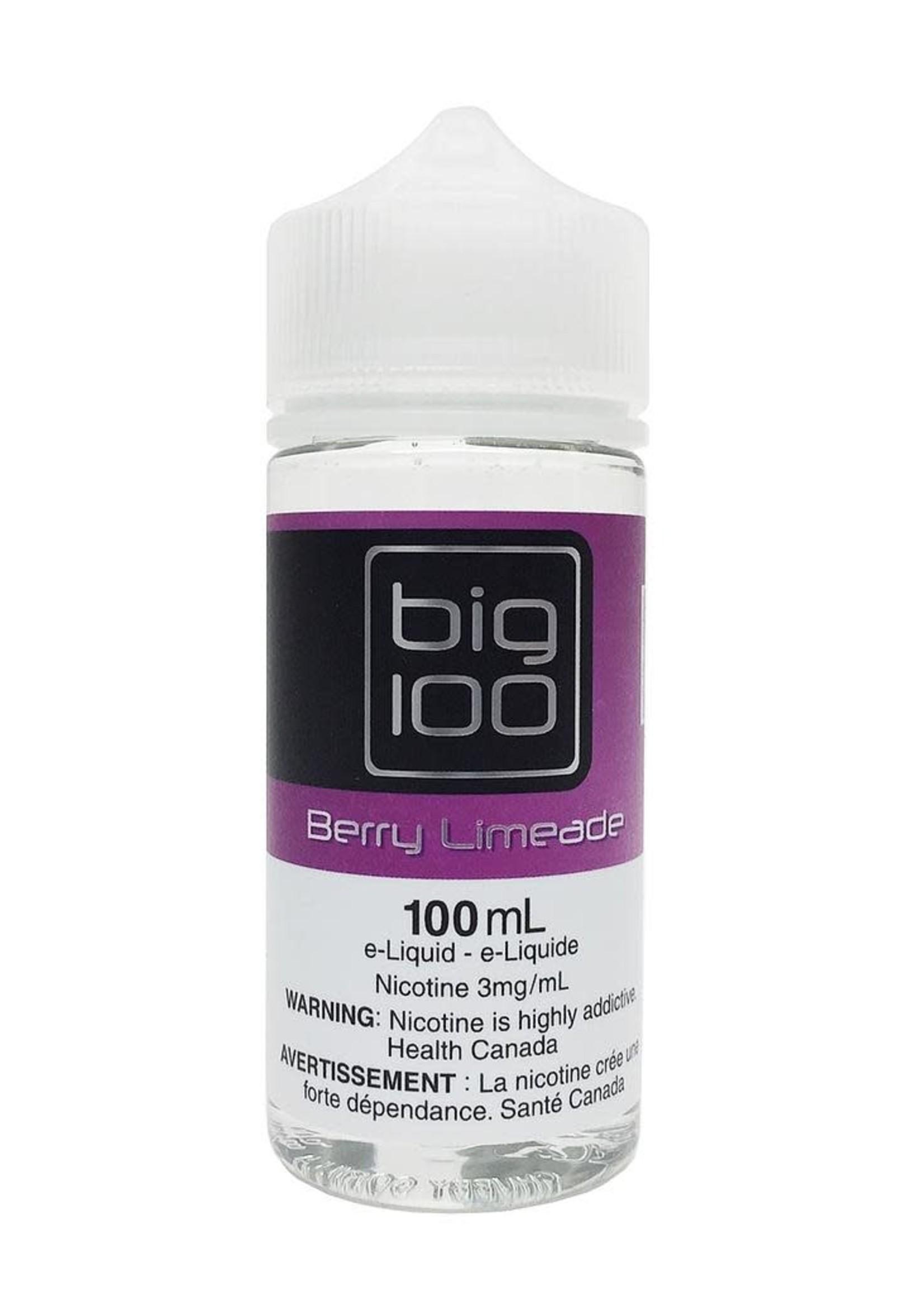 Big 100 Berry Limeade