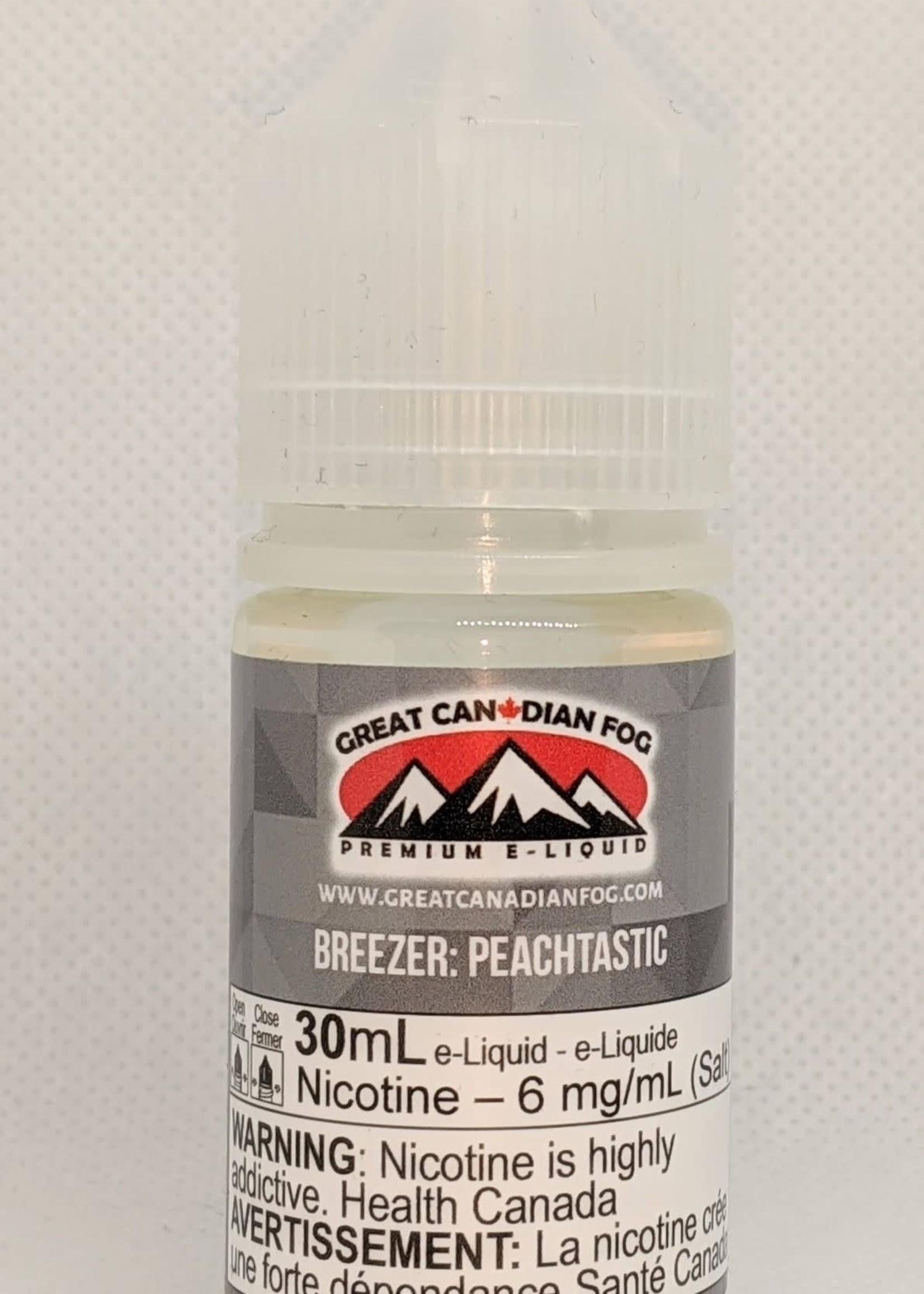 Great Canadian Fog Salty Peachtastic