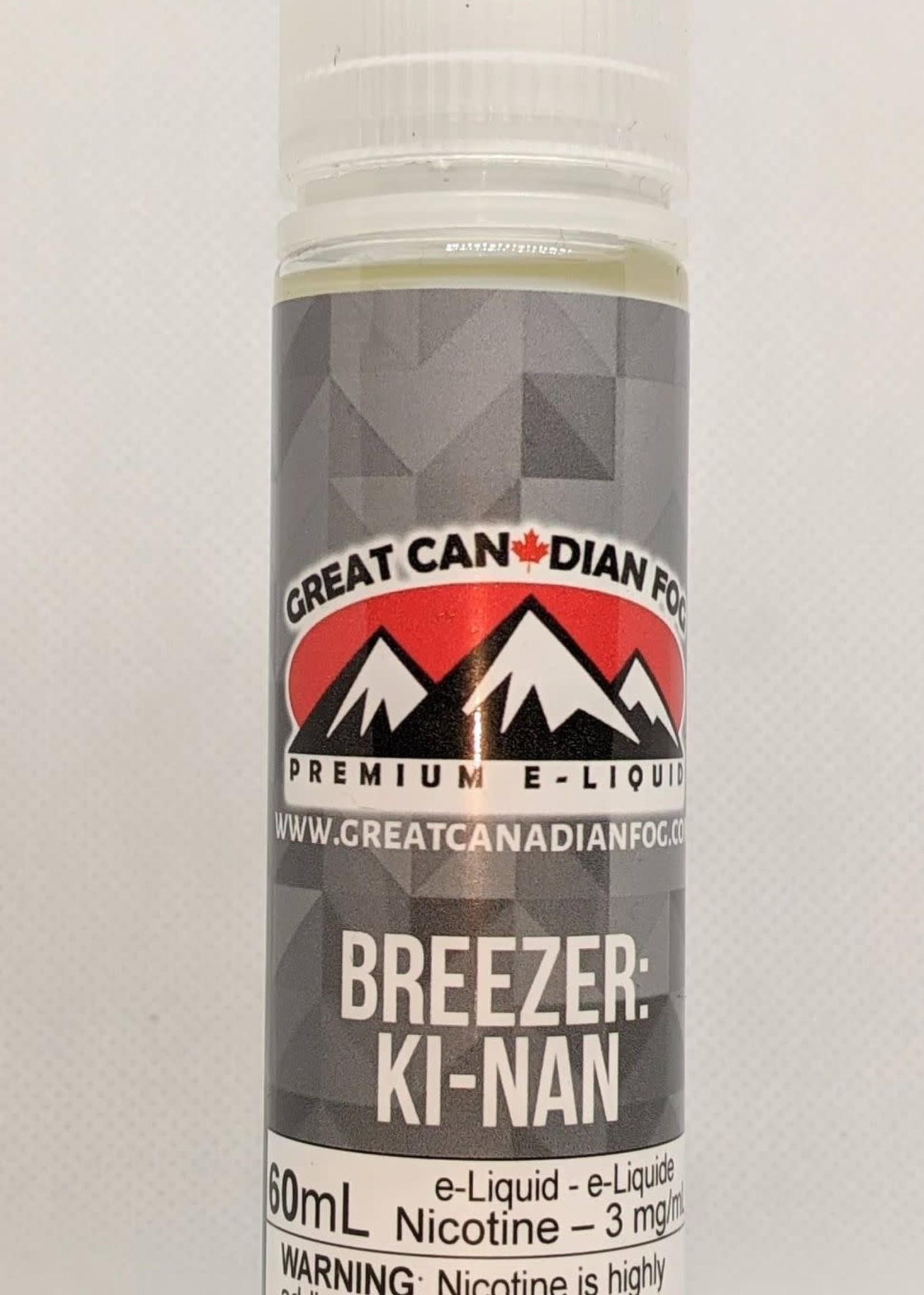 Great Canadian Fog Ki-Nan