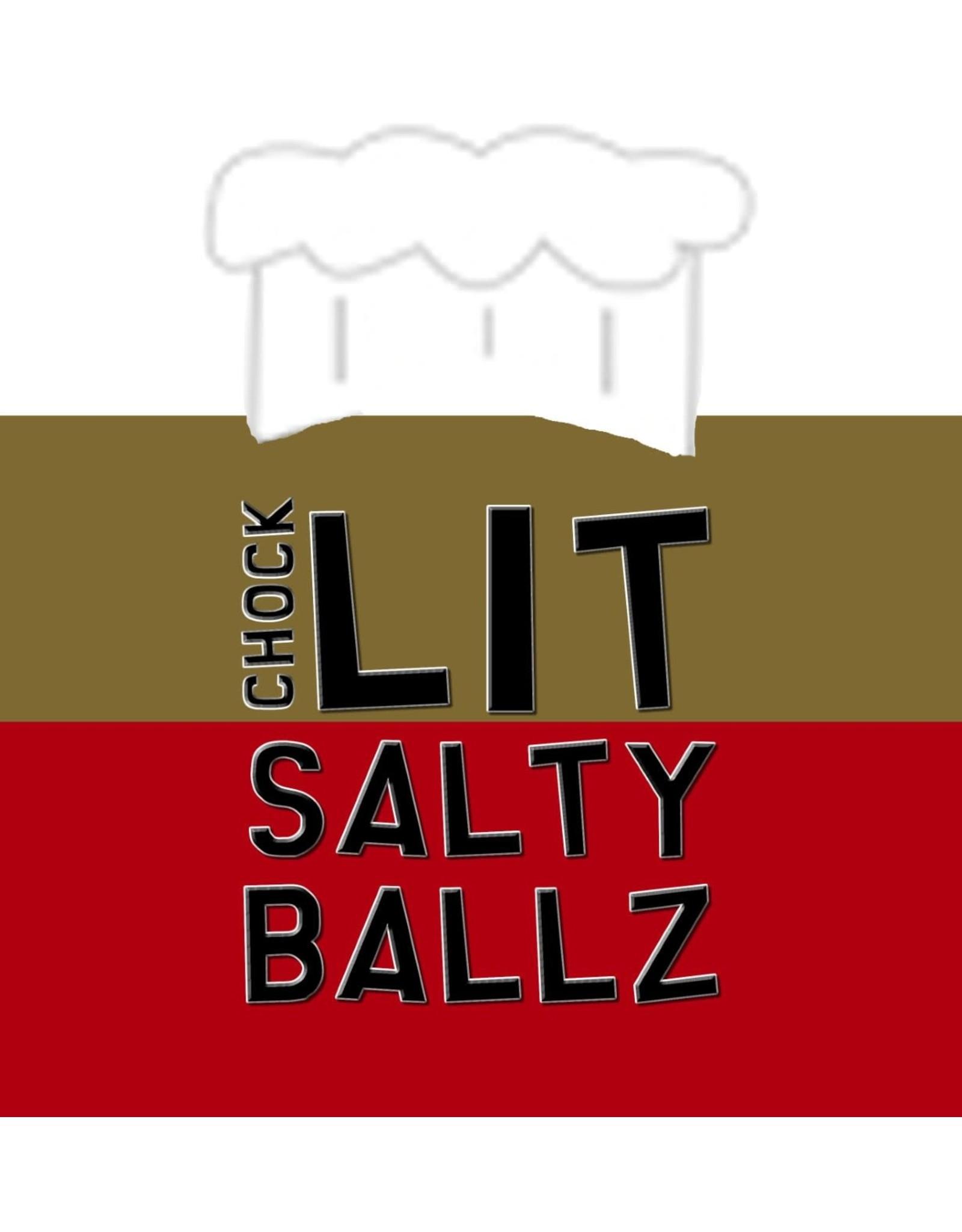 sinnister fog Chefs Chock Lit Salty Balls