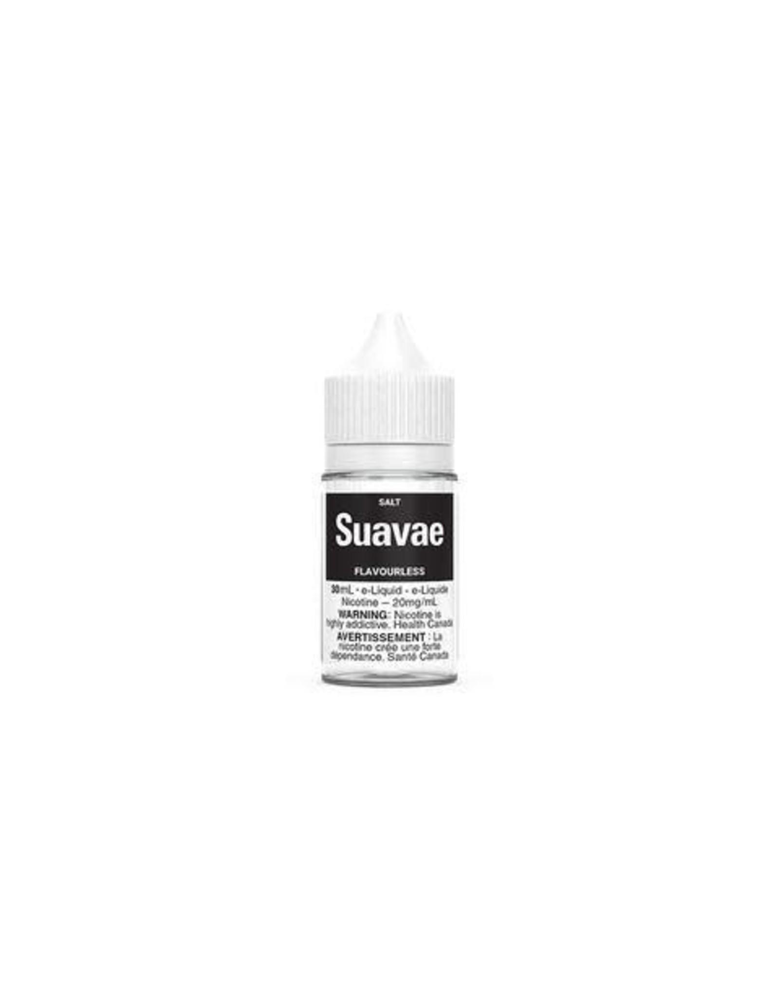 Salt Flavourless