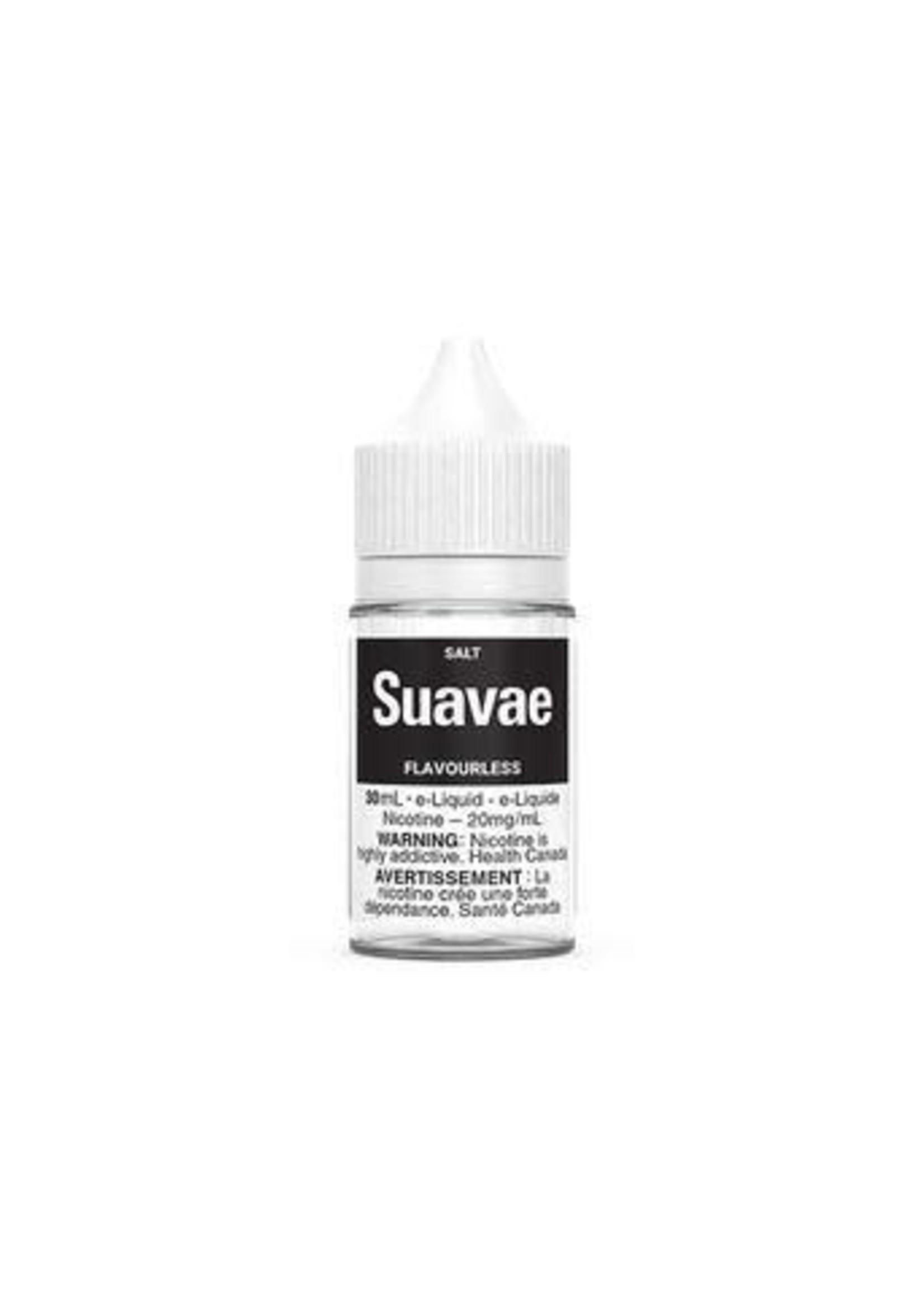 suavae Salt Flavourless