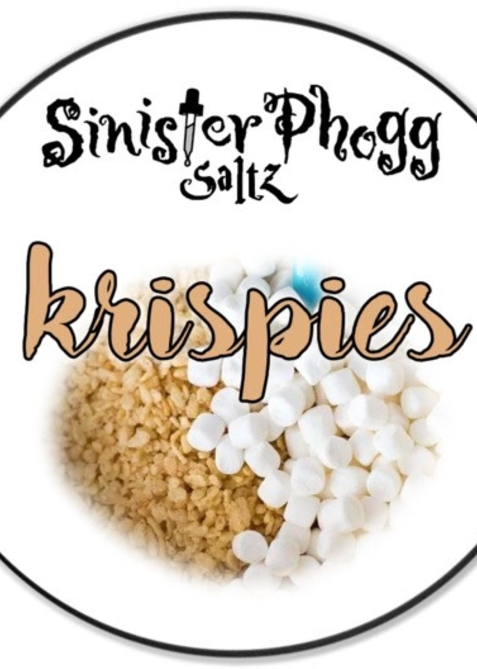 sinnister fog Krispies Salt