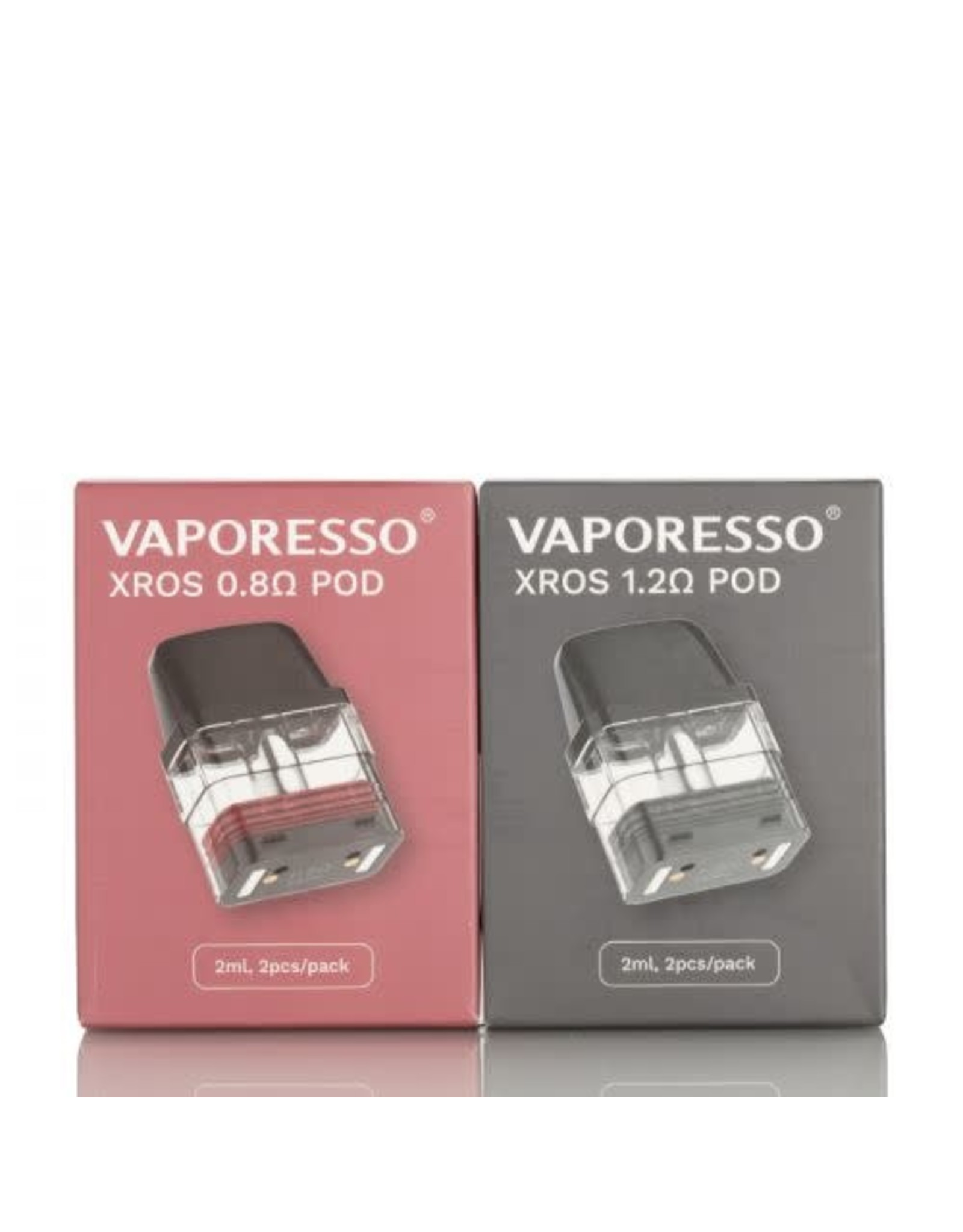 XROS replacement pods