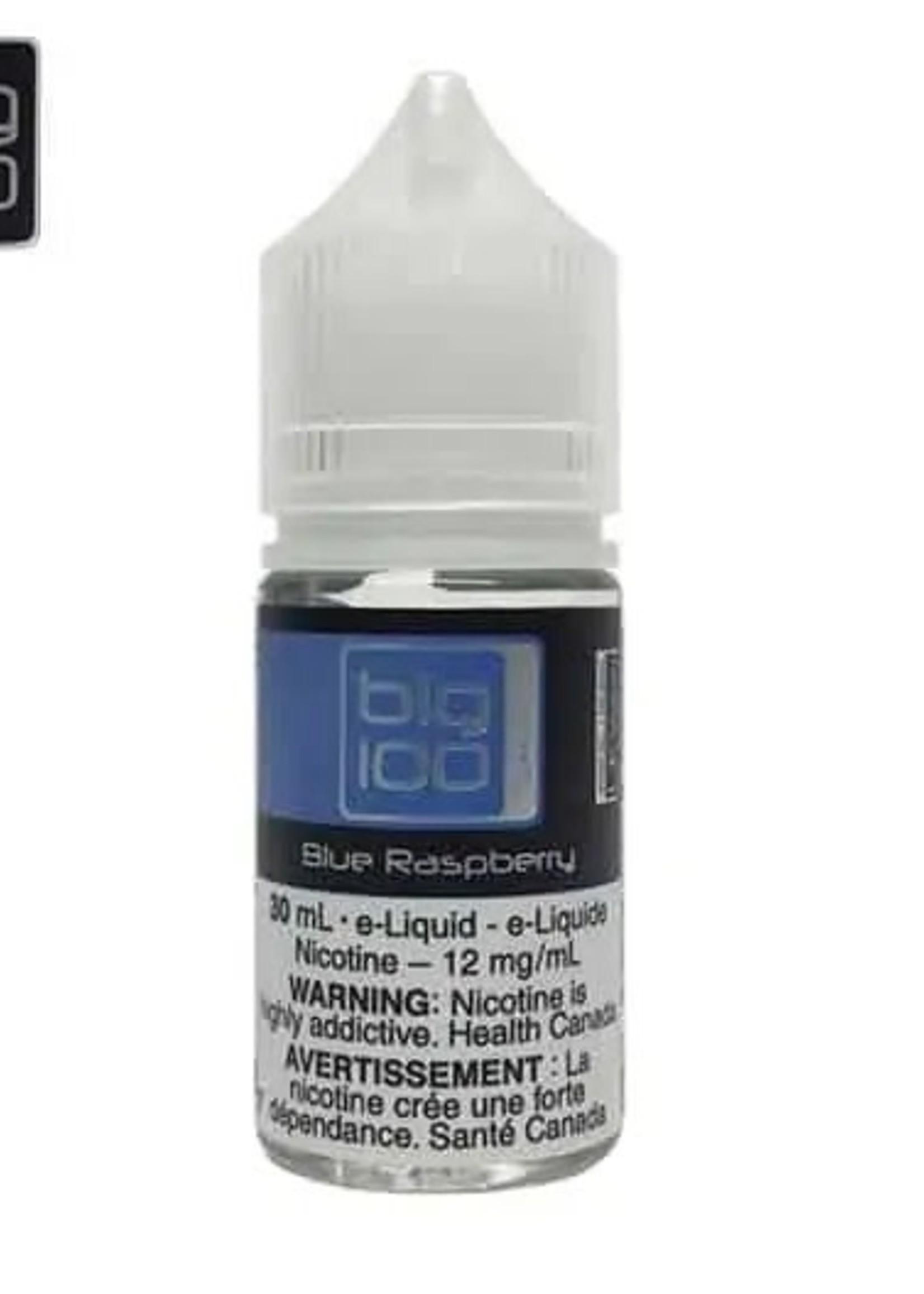 Big 100 Big100 Blue Raspberry Salt