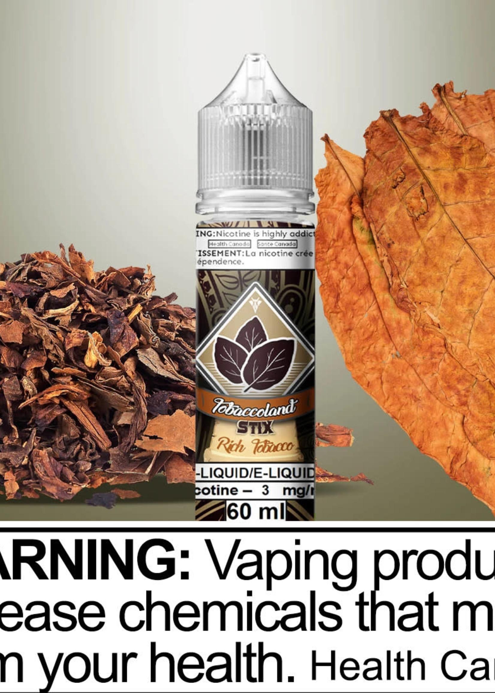 VanGo Vapes 50/50 Rich Tobacco
