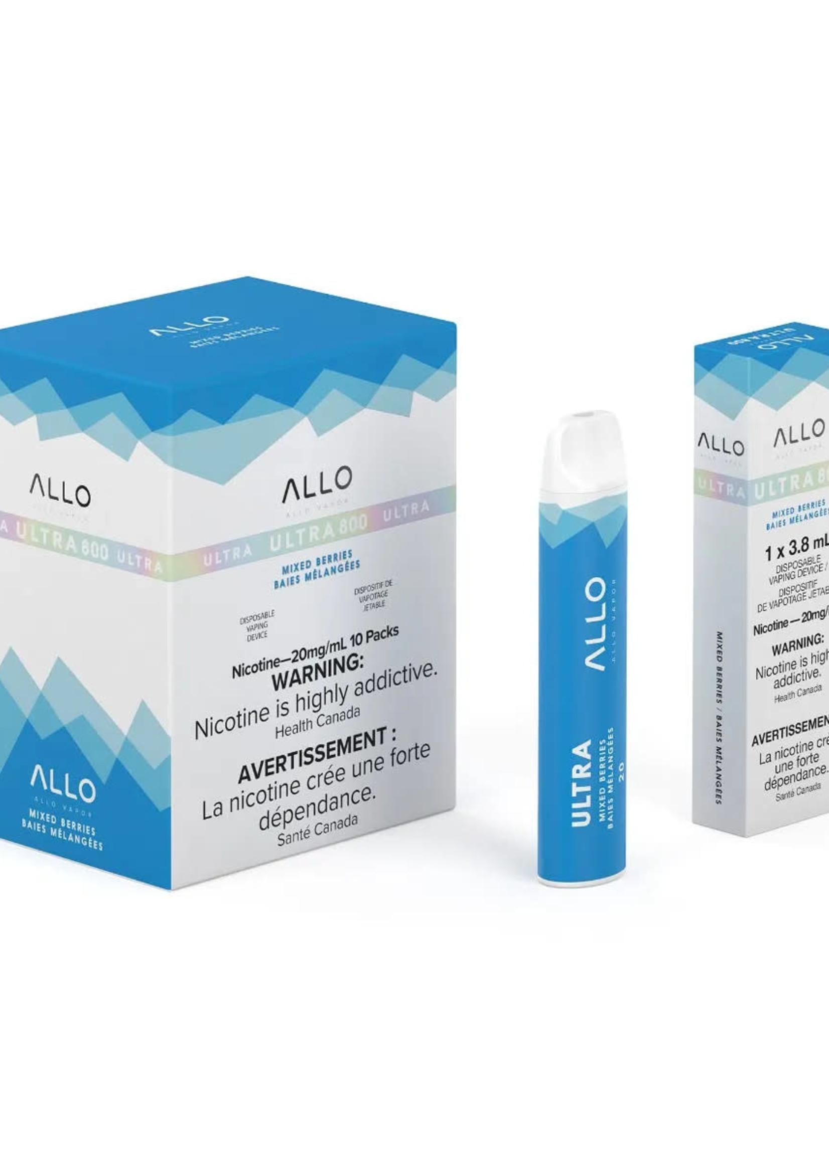 allo Allo - Mixed Berries