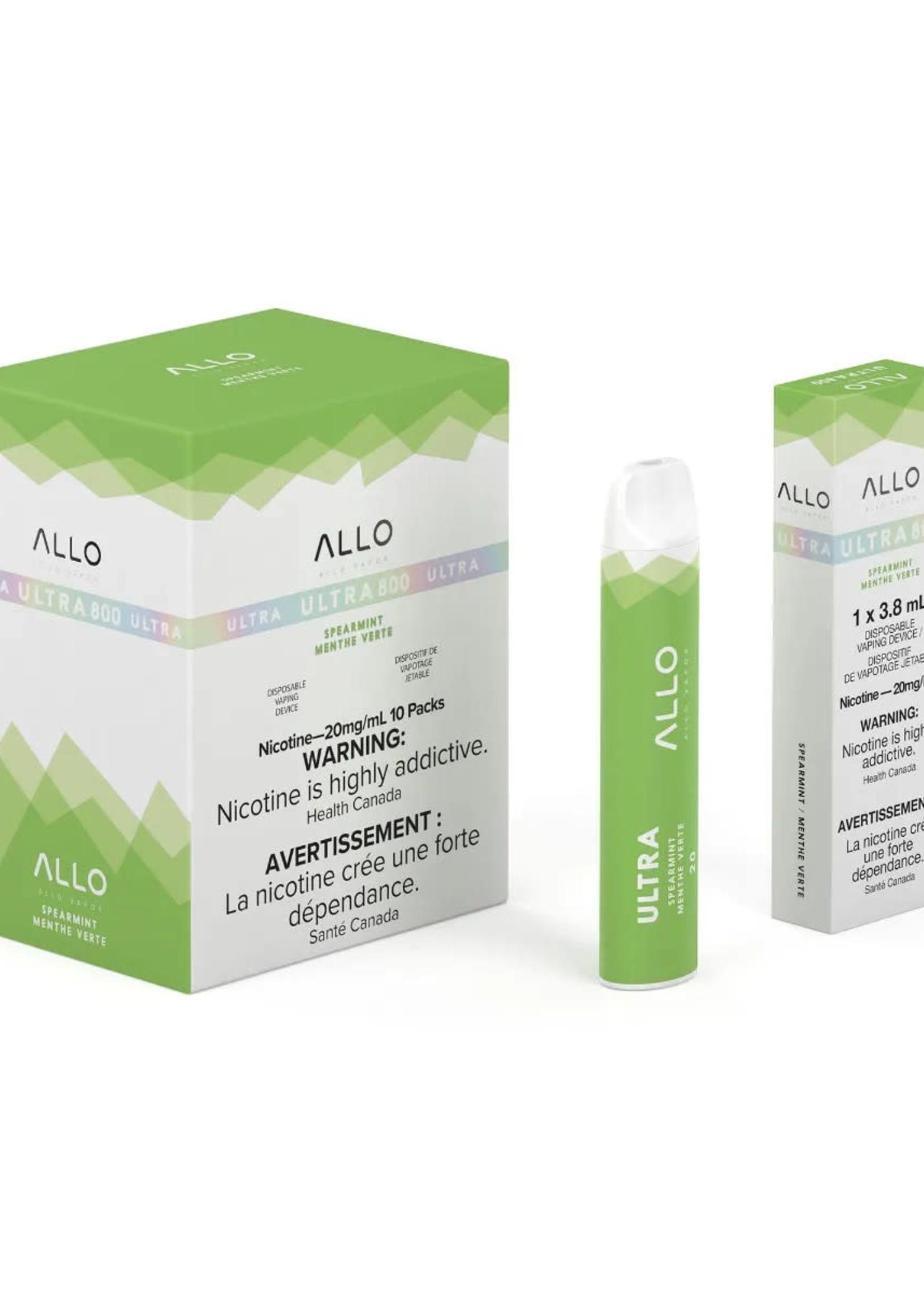 allo Allo - Spearmint