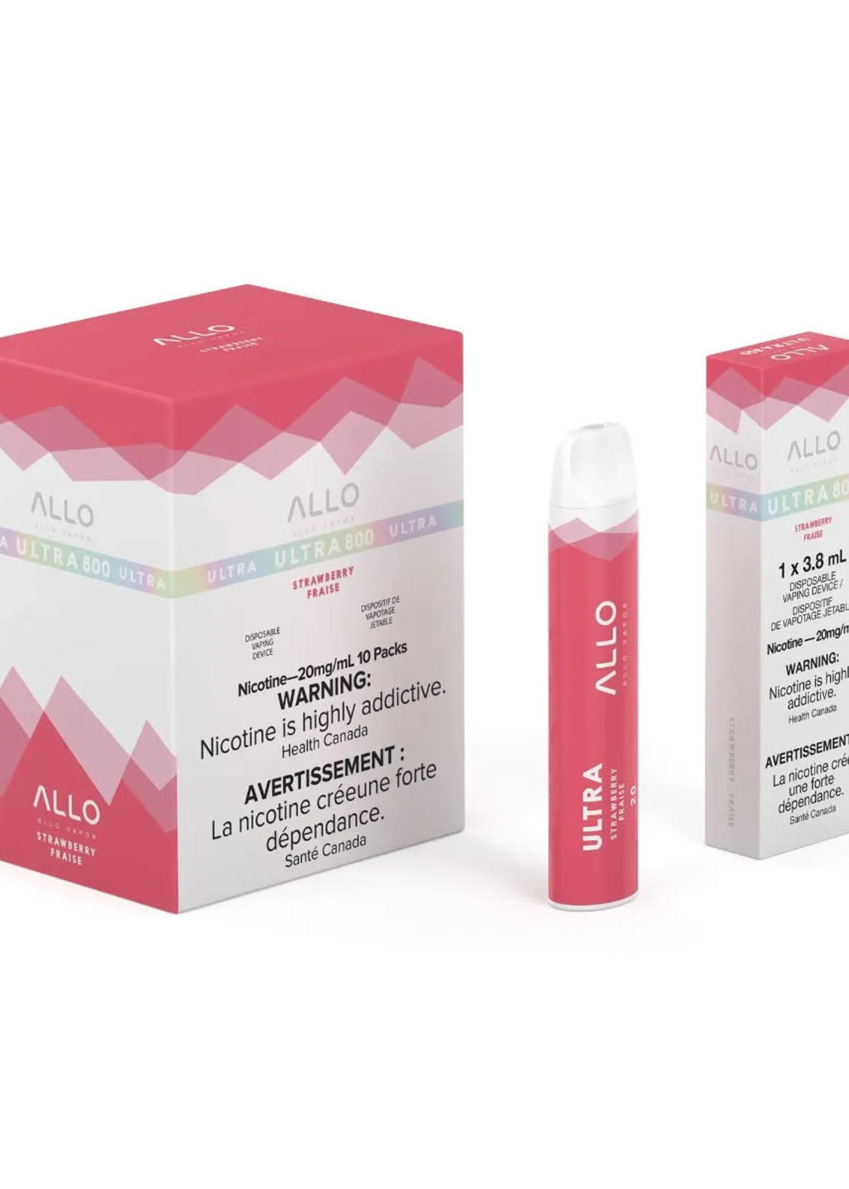 allo Allo - Strawberry