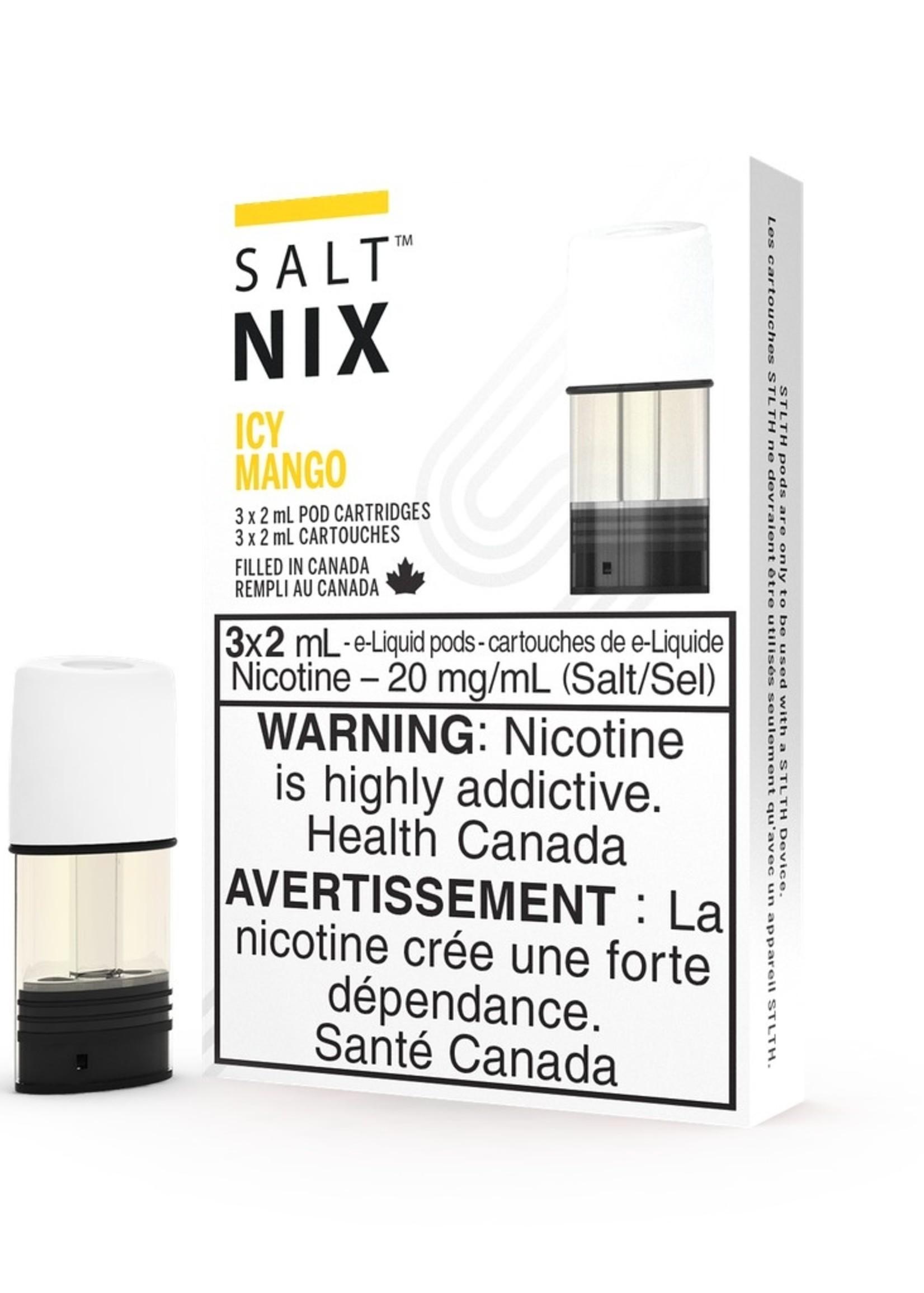 STLTH STLTH- Salt Nix - Icy Mango 20mg