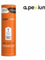 apexium APEXIUM 20700 3000mah battery
